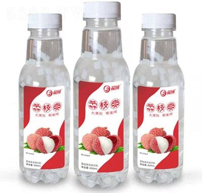益城大果粒荔枝爽风味饮料450ml(瓶)