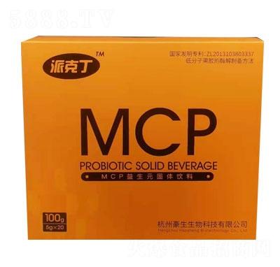 派克丁MCP益生元固体饮料产品图