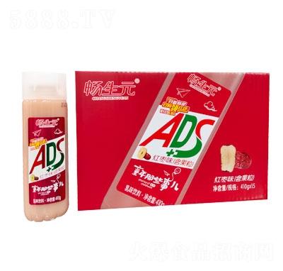 畅生元红枣味乳味饮料(箱)