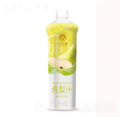 小浪漫炖梨汁果汁饮料1.2L产品图