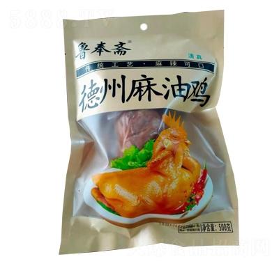 鲁奉斋德州麻油鸡产品图