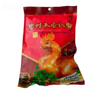 仟龙汇德州五香扒鸡产品图