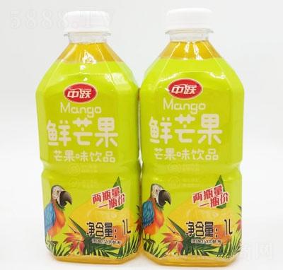 中�S�r芒果味�品1L