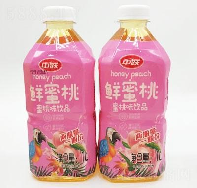 中�S�r蜜桃味�品1L