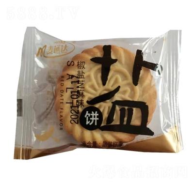 麦通达盐饼椒盐芝麻味产品图