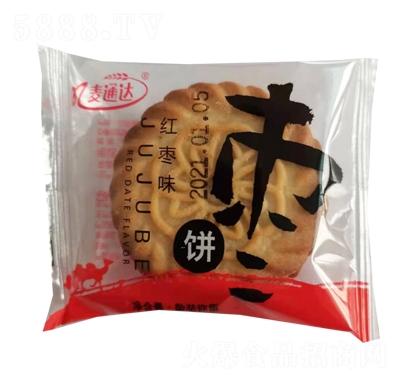 麦通达枣饼红枣味产品图