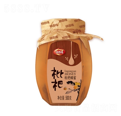 蜂香缘枇杷蜂蜜500克