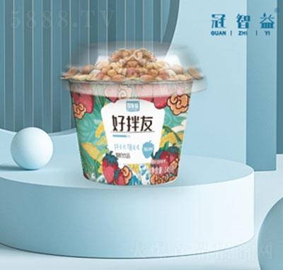 冠智益好伴友酸奶饮品盒装