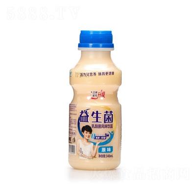 氧惠鲜益生菌乳酸菌风味饮品340毫升
