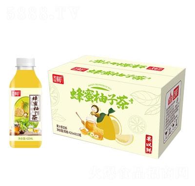 果以鲜蜂蜜柚子茶420mlX15