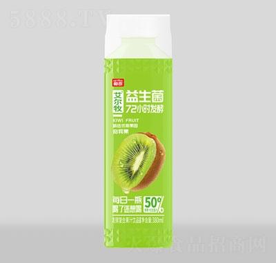 艾尔牧益生菌奇异果发酵果汁380ml