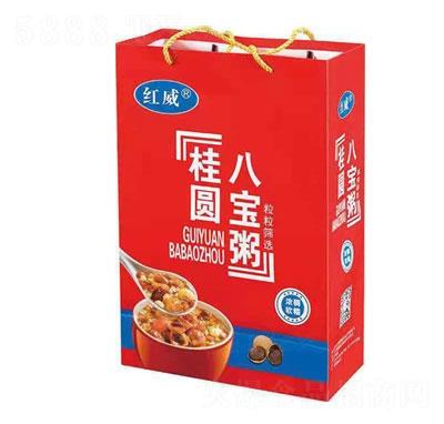 红威桂圆八宝粥产品图