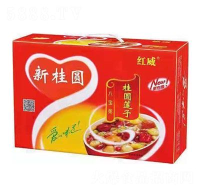 红威桂圆莲子八宝粥(箱)产品图