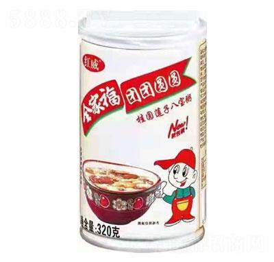 红威桂圆莲子八宝粥320g产品图