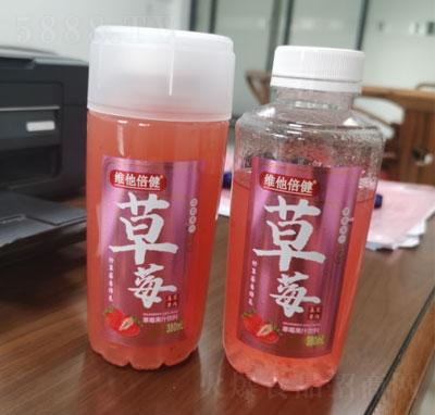 �S他倍健草莓果汁�料380ml