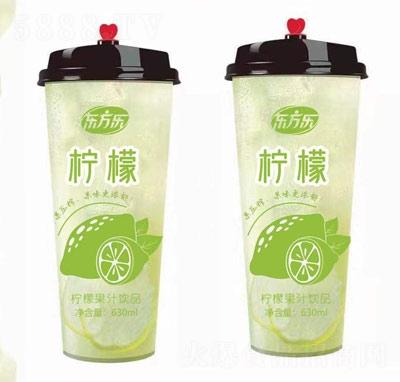 东方乐柠檬果汁饮品630ml