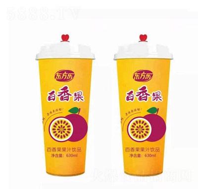 东方乐百香果果汁饮品630ml