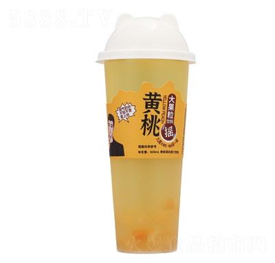九磨�S桃果粒果汁�料