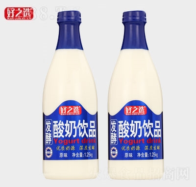 好之�x�l酵酸奶�品1.25kg�a品�D