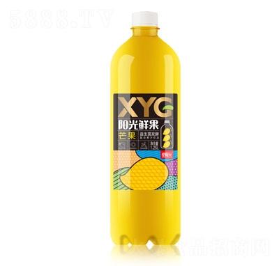 XYG�光�r果益生菌�l酵芒果汁1.25L