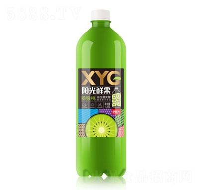 XYG�光�r果益生菌�l酵�J猴桃汁1.25L
