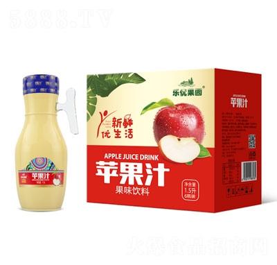 ���果�@�O果汁果味�料1.5升×6瓶