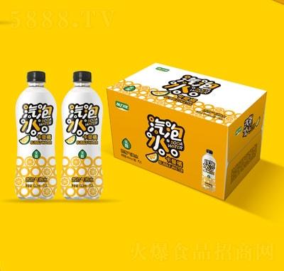 加力健汽泡水卡曼橘味480ml×15瓶