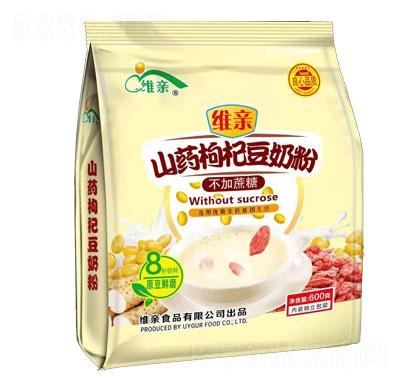 维亲山药枸杞豆奶粉产品图