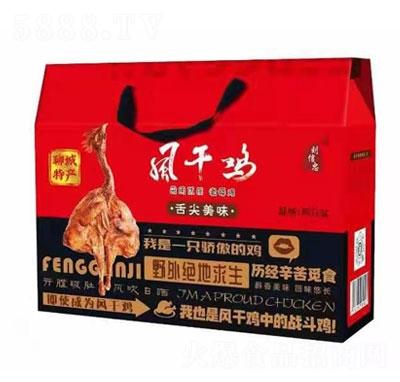 刘信忠风干鸡(礼盒装)产品图