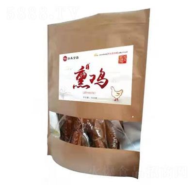 刘信忠熏鸡(袋)产品图