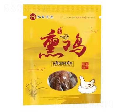 刘信忠熏鸡(袋装)产品图