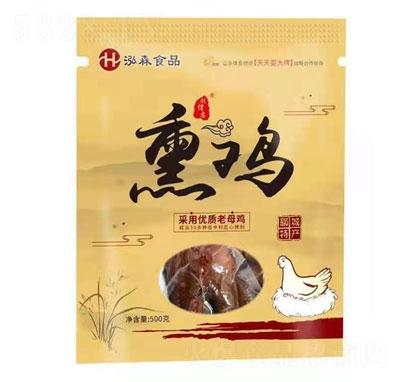 刘信忠熏鸡500g产品图