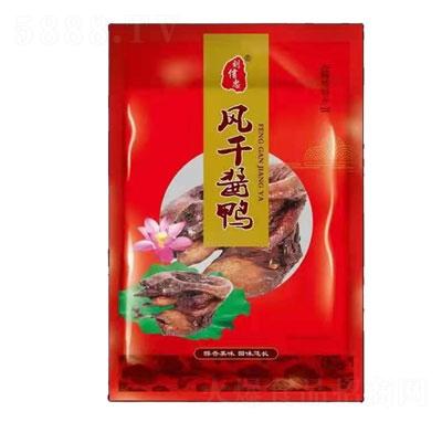 刘信忠风干酱鸭产品图