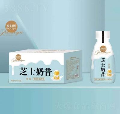 发财雨芝士奶昔原味420ml×15瓶