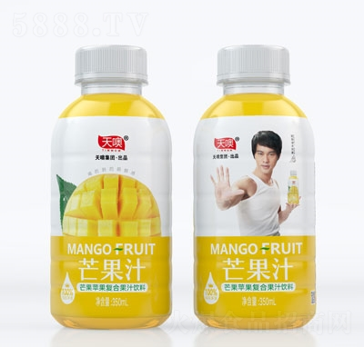 天噢芒果�O果�秃瞎�汁�料350ml