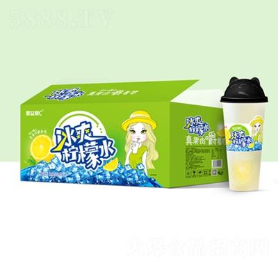 果益果C冰爽柠檬果汁饮料620mlX15