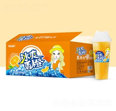 果益果C冰爽香橙果汁饮料620mlX15