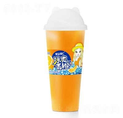 果益果C冰爽香橙果汁饮料620ml