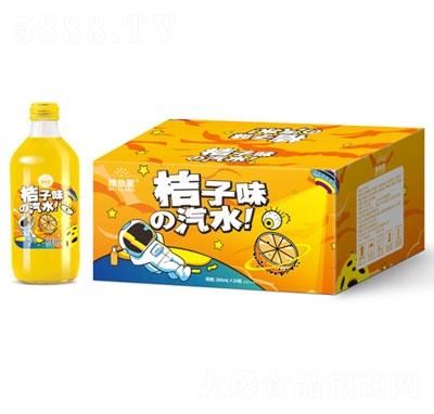 维他星桔子味汽水369mlX20瓶装