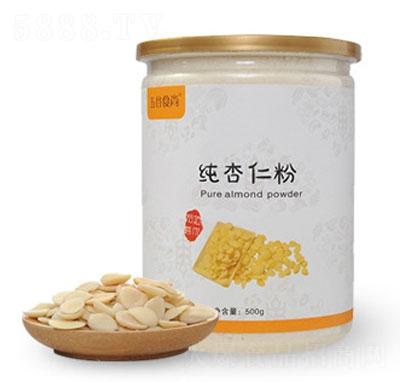 五谷食尚�杏仁粉500g�a品�D