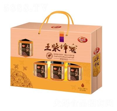 蜂香缘王浆蜂蜜礼盒
