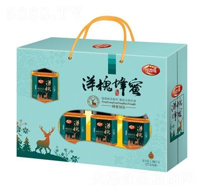 蜂香缘洋槐蜂蜜礼盒