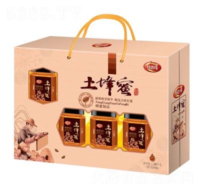 蜂香缘土蜂蜜礼盒