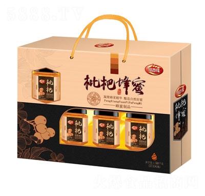 蜂香缘枇杷蜂蜜礼盒