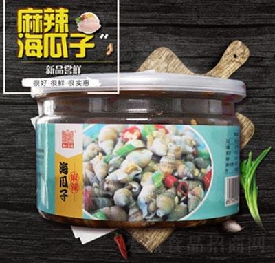 海之良品麻辣海瓜子罐�b�a品�D