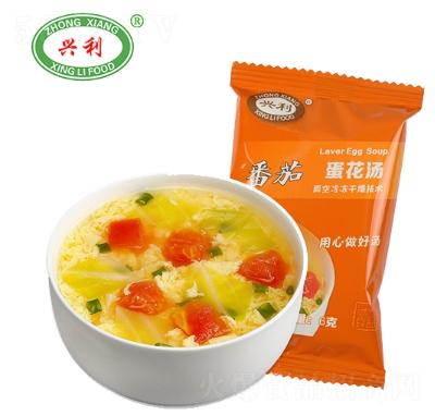 �d利番茄蛋花��6g�a品�D