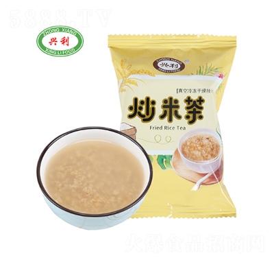 �d利速食炒米茶18g�a品�D