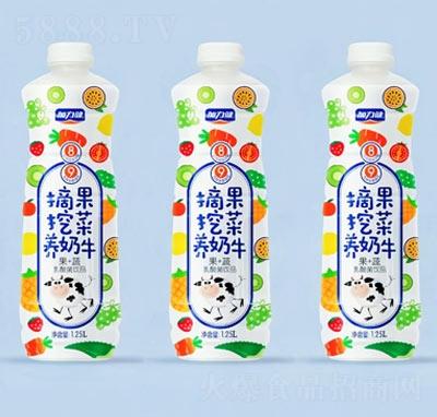 加力健果蔬奶1.25L