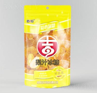 吉方梨汁冰糖300克�a品�D