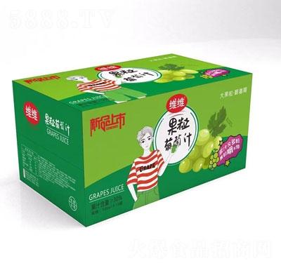维维果粒葡萄汁500mlX15罐
